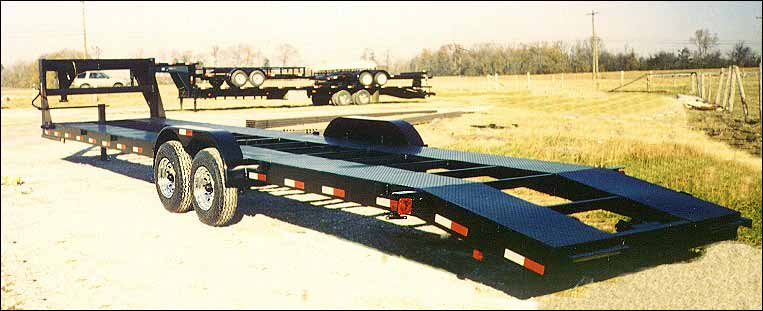 2 car gooseneck trailer for sale  Pounders Trailer Sales: Car Trailers, Auto Haulers in Alabama